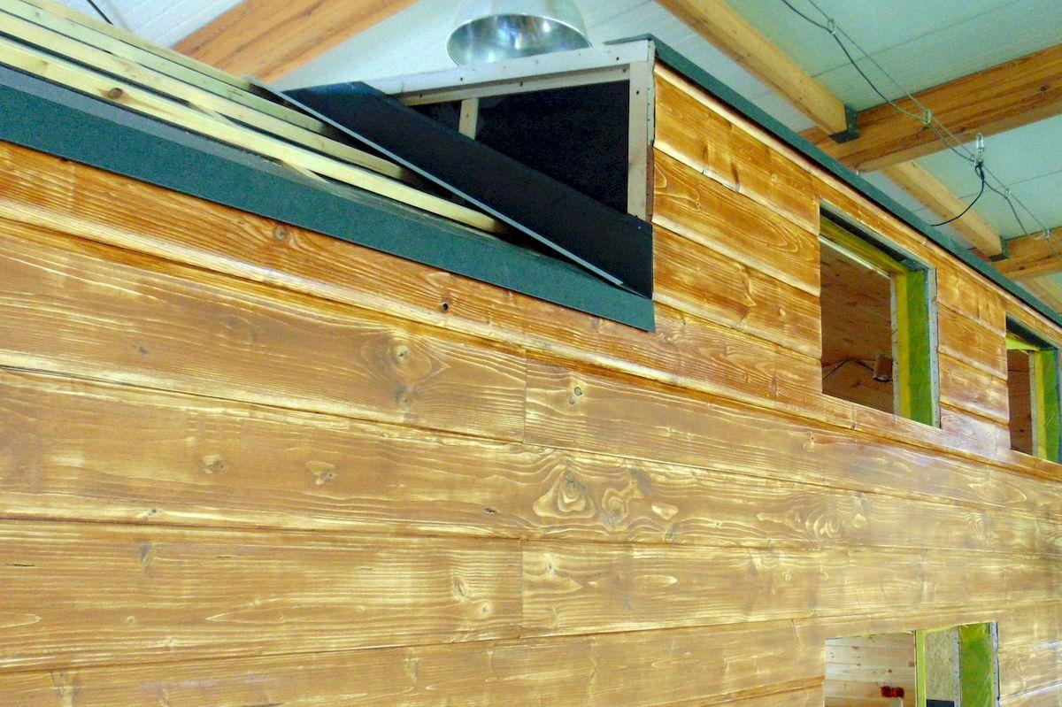 EuroTinyHouse California 3 couches de lasure translucide