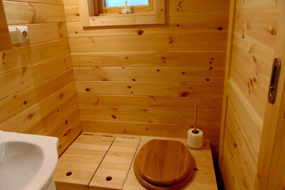 EuroTinyHouse California Toilettes sèches