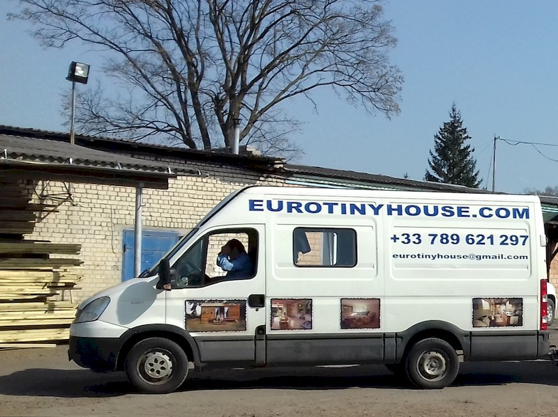 Scierie : Euro Tiny House